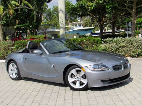 2006 BMW Z4 for sale at Auto Quest USA INC in Fort Myers Beach FL