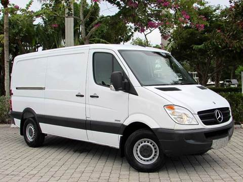 2013 Mercedes-Benz Sprinter Cargo for sale at Auto Quest USA INC in Fort Myers Beach FL