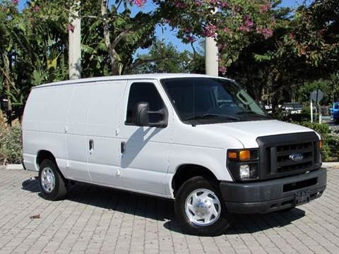 2010 Ford E-Series Cargo for sale at Auto Quest USA INC in Fort Myers Beach FL