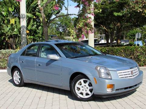 2007 Cadillac CTS for sale at Auto Quest USA INC in Fort Myers Beach FL