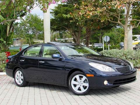 2006 Lexus ES 330 for sale at Auto Quest USA INC in Fort Myers Beach FL