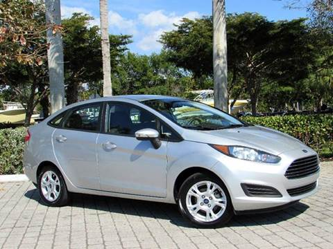 2015 Ford Fiesta for sale at Auto Quest USA INC in Fort Myers Beach FL