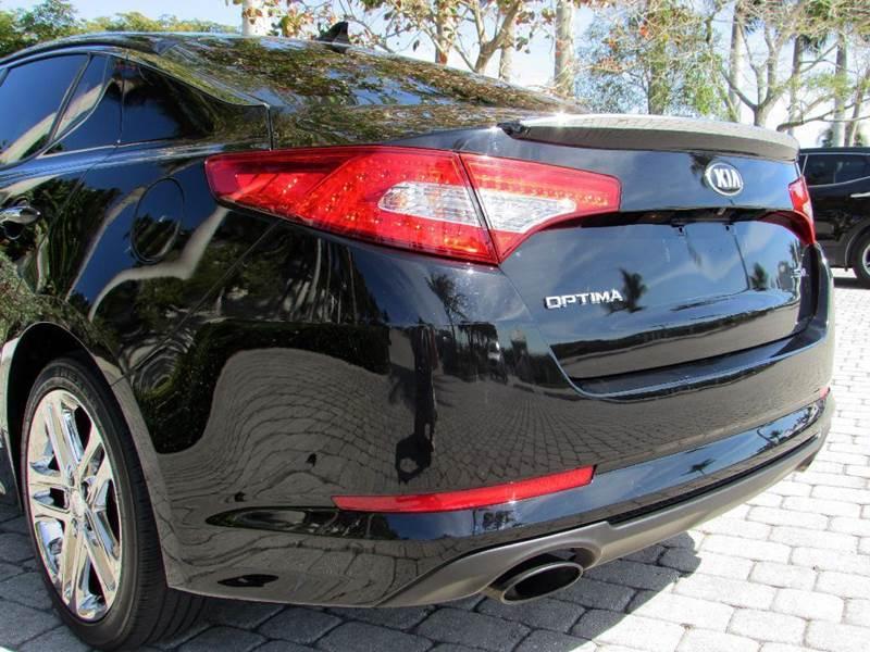 2013 Kia Optima SXL 4dr Sedan - Fort Myers Beach FL