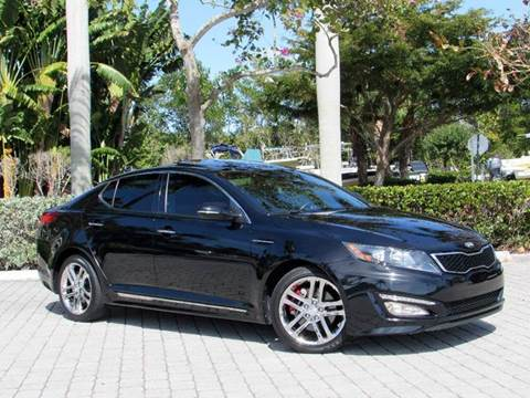 2013 Kia Optima for sale at Auto Quest USA INC in Fort Myers Beach FL