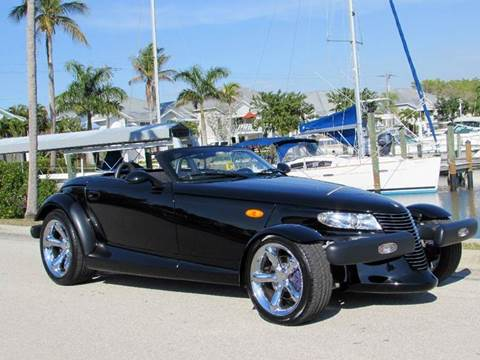 2000 Plymouth Prowler for sale at Auto Quest USA INC in Fort Myers Beach FL