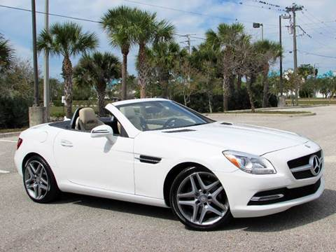 2016 Mercedes-Benz SLK for sale at Auto Quest USA INC in Fort Myers Beach FL