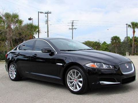 2014 Jaguar XF for sale at Auto Quest USA INC in Fort Myers Beach FL