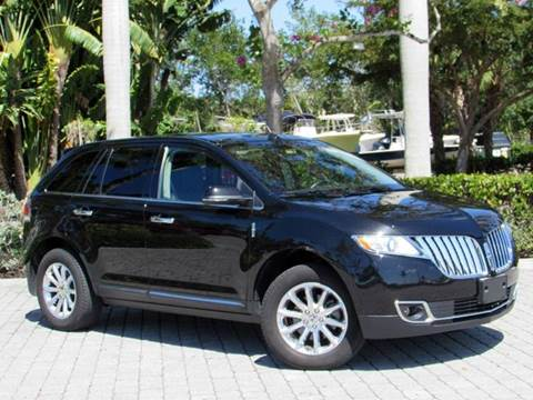 2015 Lincoln MKX for sale at Auto Quest USA INC in Fort Myers Beach FL