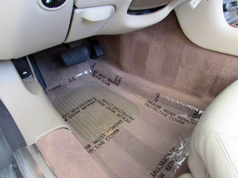 2002 Jaguar XKR Supercharged Convertible - Fort Myers Beach FL