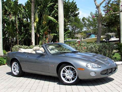 2002 jaguar xk convertible