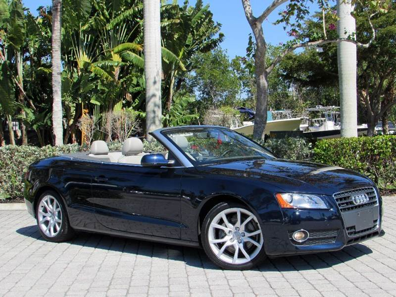 2010 Audi A5 for sale at Auto Quest USA INC in Fort Myers Beach FL