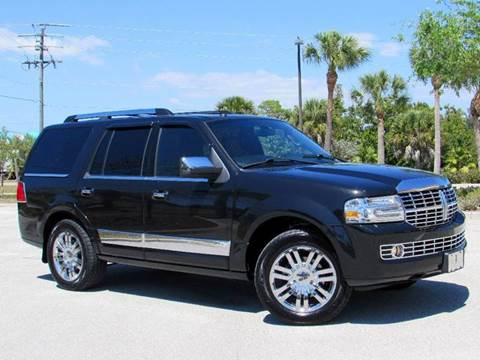 2010 Lincoln Navigator for sale at Auto Quest USA INC in Fort Myers Beach FL