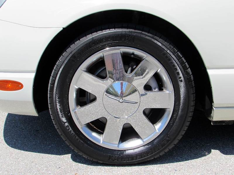 2002 Ford Thunderbird for sale at Auto Quest USA INC in Fort Myers Beach FL