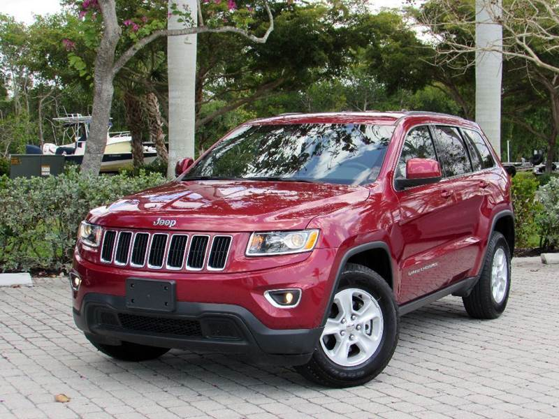 2015 Jeep Grand Cherokee for sale at Auto Quest USA INC in Fort Myers Beach FL