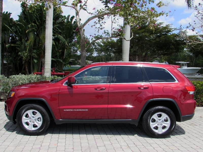 2015 Jeep Grand Cherokee Laredo 4x4 4dr SUV - Fort Myers Beach FL