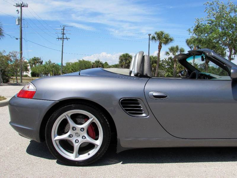 2004 Porsche Boxster for sale at Auto Quest USA INC in Fort Myers Beach FL