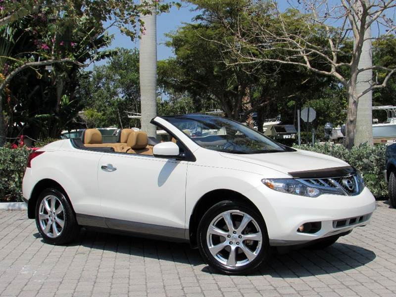2014 nissan murano crosscabriolet in fort myers beach fl auto quest usa inc. Black Bedroom Furniture Sets. Home Design Ideas