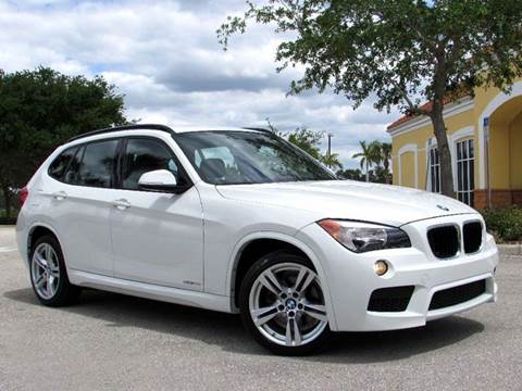 2013 BMW X1 for sale at Auto Quest USA INC in Fort Myers Beach FL