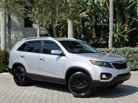 2011 Kia Sorento for sale at Auto Quest USA INC in Fort Myers Beach FL