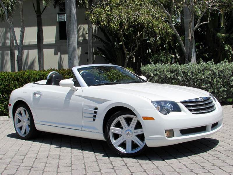 2005 chrysler crossfire limited in fort myers beach fl auto quest usa inc. Black Bedroom Furniture Sets. Home Design Ideas