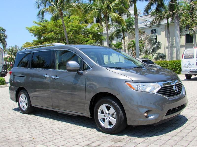 for pre used miami inventory sale fl s van owned fwd quest nissan gardens passenger