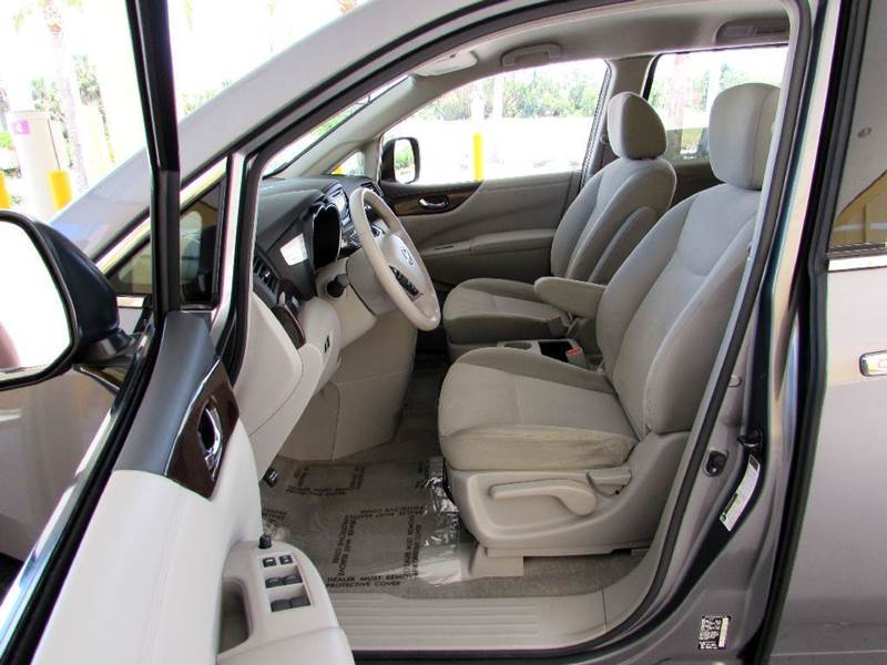 2016 Nissan Quest for sale at Auto Quest USA INC in Fort Myers Beach FL