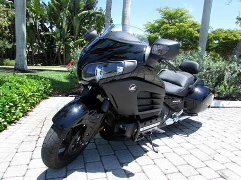 2013 Honda Goldwing for sale at Auto Quest USA INC in Fort Myers Beach FL