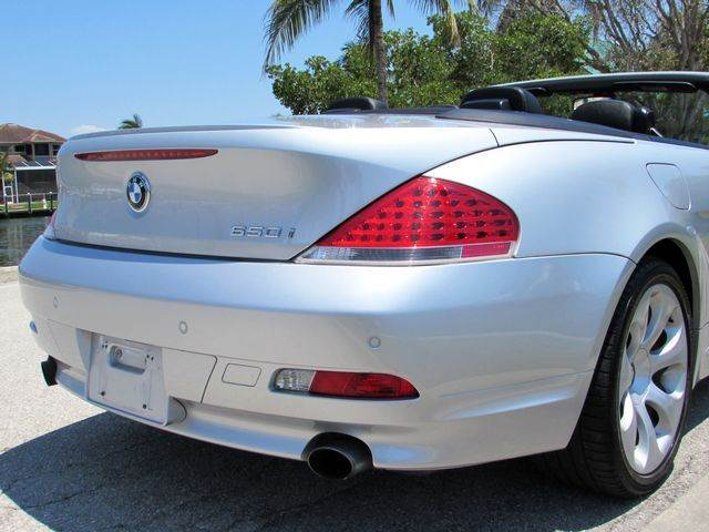 2006 BMW 6 Series for sale at Auto Quest USA INC in Fort Myers Beach FL