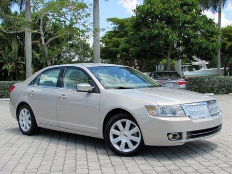 2009 Lincoln MKZ for sale at Auto Quest USA INC in Fort Myers Beach FL