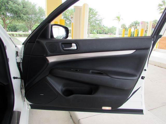 2012 Infiniti G37 Sedan Journey 4dr Sedan - Fort Myers Beach FL