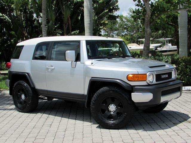 2007 Toyota FJ Cruiser For Sale At Auto Quest USA INC In Fort Myers Beach FL