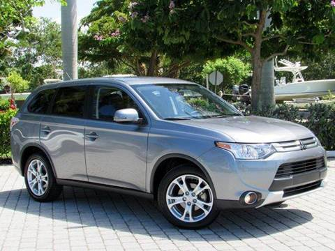 2015 Mitsubishi Outlander for sale at Auto Quest USA INC in Fort Myers Beach FL