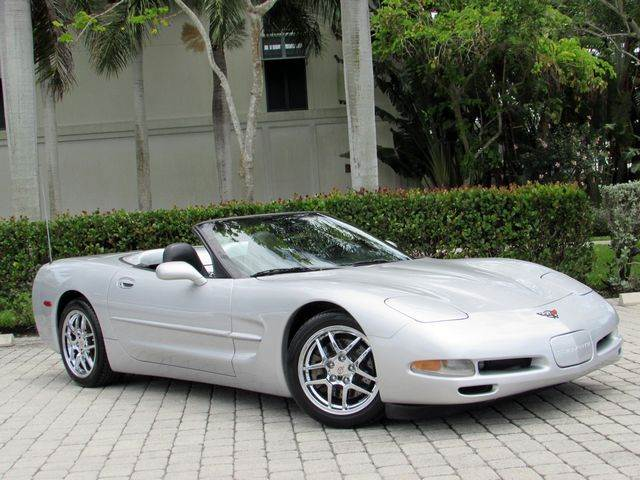 1998 Chevrolet Corvette for sale at Auto Quest USA INC in Fort Myers Beach FL