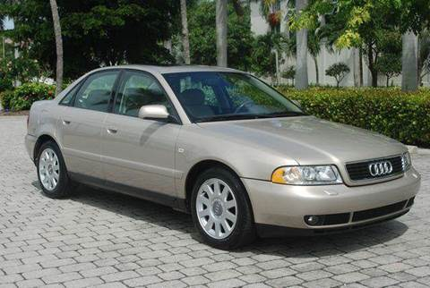2001 Audi A4 for sale at Auto Quest USA INC in Fort Myers Beach FL