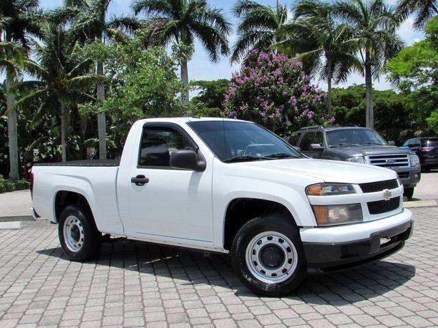 2010 Chevrolet Colorado 4x2 Work Truck 2dr Regular Cab - Fort Myers Beach FL