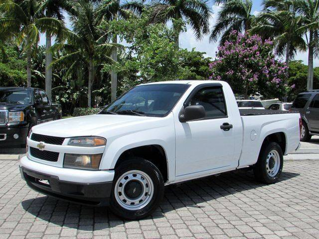 2010 Chevrolet Colorado for sale at Auto Quest USA INC in Fort Myers Beach FL