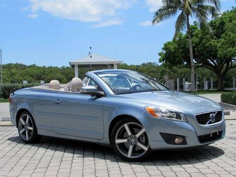 2012 Volvo C70 for sale at Auto Quest USA INC in Fort Myers Beach FL