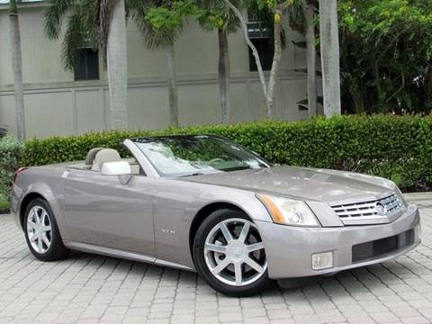 2004 Cadillac XLR for sale at Auto Quest USA INC in Fort Myers Beach FL