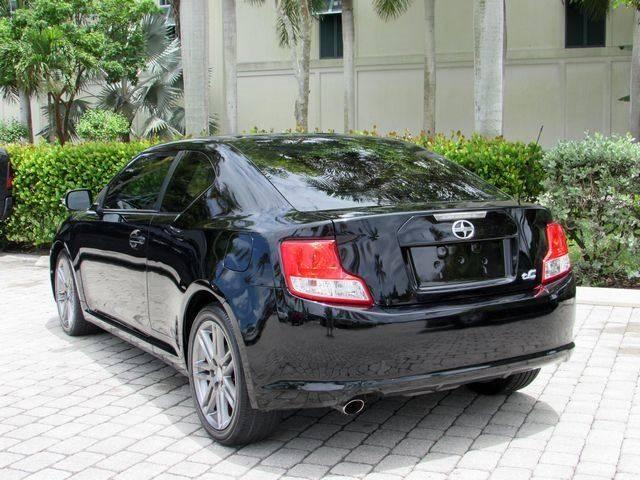 2012 Scion tC 2dr Coupe 6A - Fort Myers Beach FL