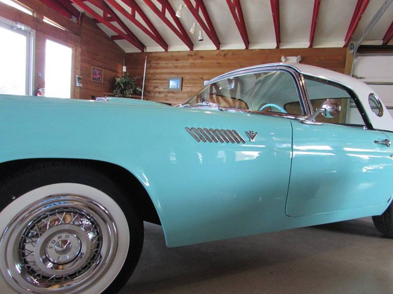 1955 Ford Thunderbird  - Fort Myers Beach FL