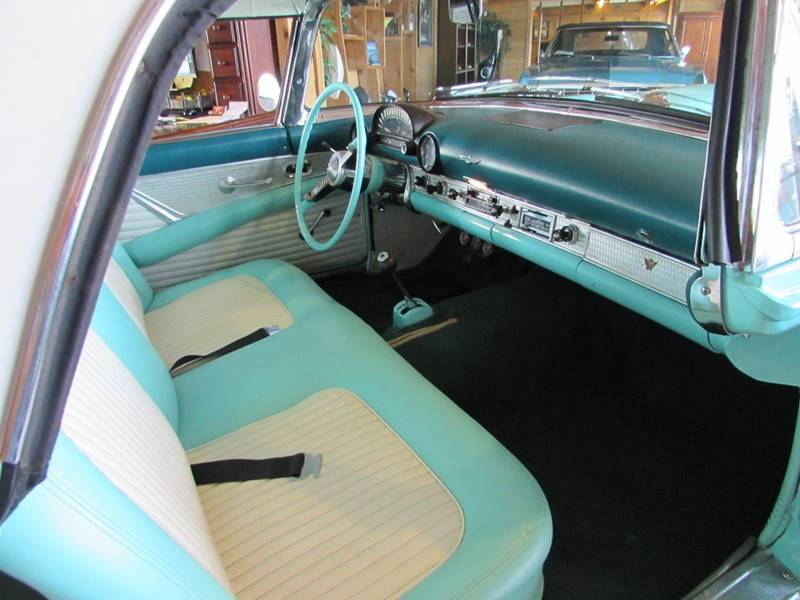 1955 Ford Thunderbird for sale at Auto Quest USA INC in Fort Myers Beach FL