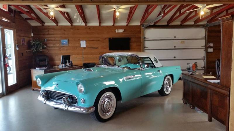 1955 Ford Thunderbird In Fort Myers Beach Fl Auto Quest Usa Inc