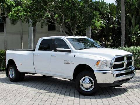 2016 RAM Ram Pickup 3500 for sale at Auto Quest USA INC in Fort Myers Beach FL