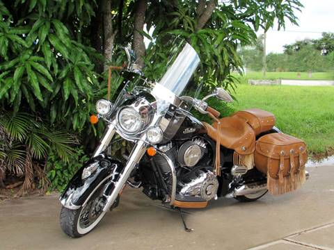 2015 Indian Cheif Vintage for sale at Auto Quest USA INC in Fort Myers Beach FL