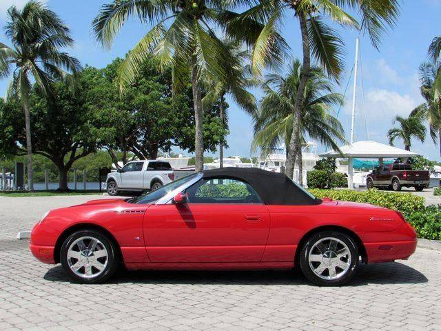 2003 Ford Thunderbird Premium 2dr Convertible - Fort Myers Beach FL