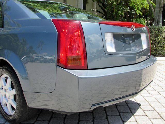 2006 Cadillac CTS 4dr Sedan w/2.8L - Fort Myers Beach FL