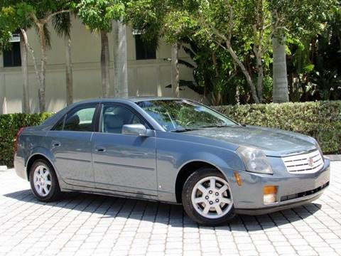 2006 Cadillac CTS for sale at Auto Quest USA INC in Fort Myers Beach FL