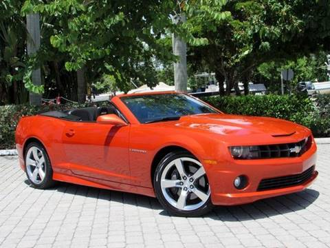 2011 Chevrolet Camaro for sale at Auto Quest USA INC in Fort Myers Beach FL