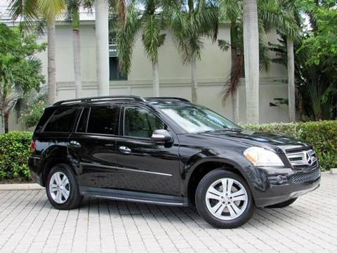 2007 Mercedes-Benz GL-Class for sale at Auto Quest USA INC in Fort Myers Beach FL
