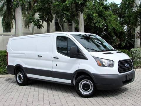 2016 Ford Transit Cargo for sale at Auto Quest USA INC in Fort Myers Beach FL